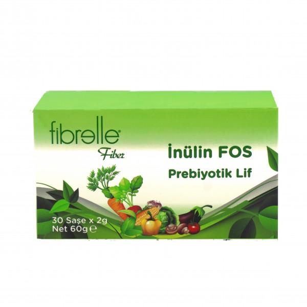 Fibrelle İNÜLİN - FOS ( Prebiyotik lif )
